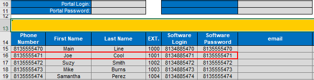 Customer cut sheet example with the activation user outlined in red. Image opens in full resolution in a new tab.